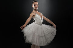 Young Ballet Dancer Ballerina Stock Image