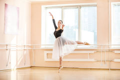 Young ballet dancer Stock Image