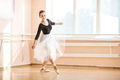 Young ballet dancer Royalty Free Stock Photography