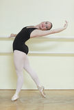 Young ballet student Stock Photo