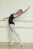 Young ballet student Stock Photos
