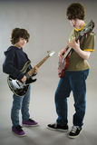 Young band Stock Photo