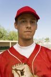 Young Baseball Player Stock Image