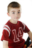 Young Baseball Portrait Royalty Free Stock Image
