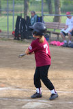 Young batter. Stock Images