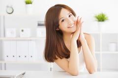 Young beautiful asian woman Stock Image