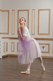 Young and beautiful ballet dancer posing in Stock Image