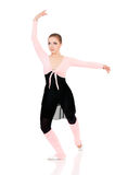 Young beautiful ballet dancer Royalty Free Stock Photo
