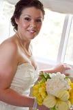 Young Beautiful Bride Stock Photos