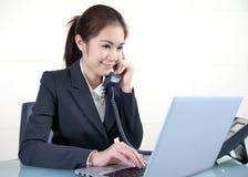 Young beautiful business Stock Photos
