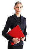 Young beautiful business woman Royalty Free Stock Photography