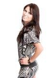 Young beautiful caucasian woman Royalty Free Stock Image