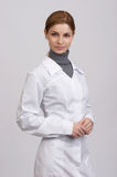 Young beautiful doctor Royalty Free Stock Photo
