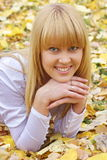 Young beautiful girl Royalty Free Stock Image