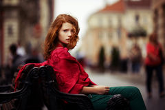 Free Young Beautiful Girl Royalty Free Stock Photography - 32105907