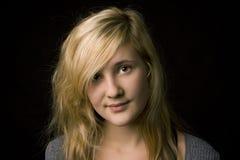 Young beautiful girl Stock Photography