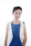 Young beautiful girl Stock Photo