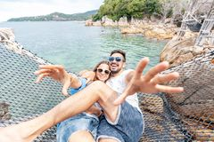 Young beautiful happy smiling funny couple man and woman best fr stock photos