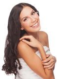Young beautiful healthy woman Royalty Free Stock Photo