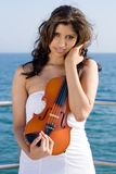 Young Beautiful Indian Woman
