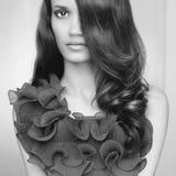 Young beautiful lady Stock Photos