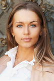 Young beautiful lady Royalty Free Stock Image