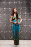 Young beautiful sexy and stylish pregnant woman Royalty Free Stock Photo