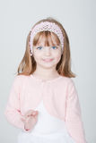 Young beautiful smiling girl Royalty Free Stock Photo