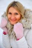 Young beautiful woman. Close up of young beautiful woman Stock Photo