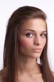 Young beautiful woman Royalty Free Stock Photos