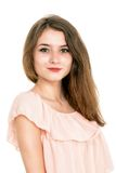 Young beautiful woman portrait Royalty Free Stock Photo