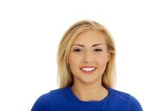 Young beautiful woman. Stock Photos