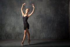 Prima theater dances stock image