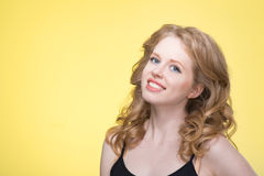 Young beautiful woman Royalty Free Stock Images