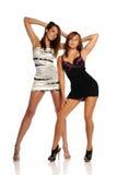 Young beautiful women posing Royalty Free Stock Photo