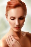 Young beauty Stock Photography
