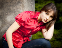 Young Beauty Royalty Free Stock Photography