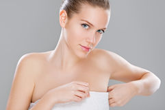 Young beauty royalty free stock images
