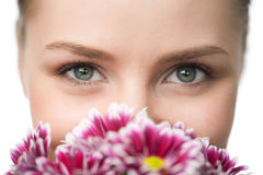 Young beauty woman Royalty Free Stock Image