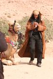 Young Bedouin Man Stock Image