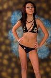 Young bikini model Royalty Free Stock Photos