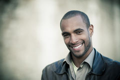 Young black man Stock Photos