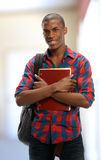 Young Black Student Stock Image