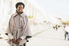 Young black woman Royalty Free Stock Images