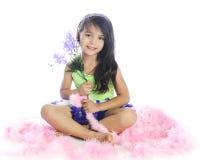 Young Boa Beauty Royalty Free Stock Image