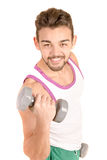 Young bodybuilder Royalty Free Stock Images
