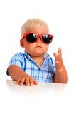Young boss. Royalty Free Stock Photos