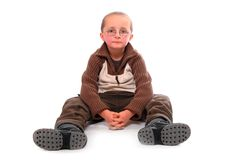 Young boy. Royalty Free Stock Image