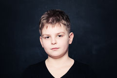 Young Boy Child Royalty Free Stock Photography