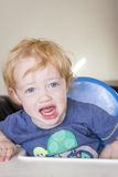 Young boy crying Royalty Free Stock Photography
